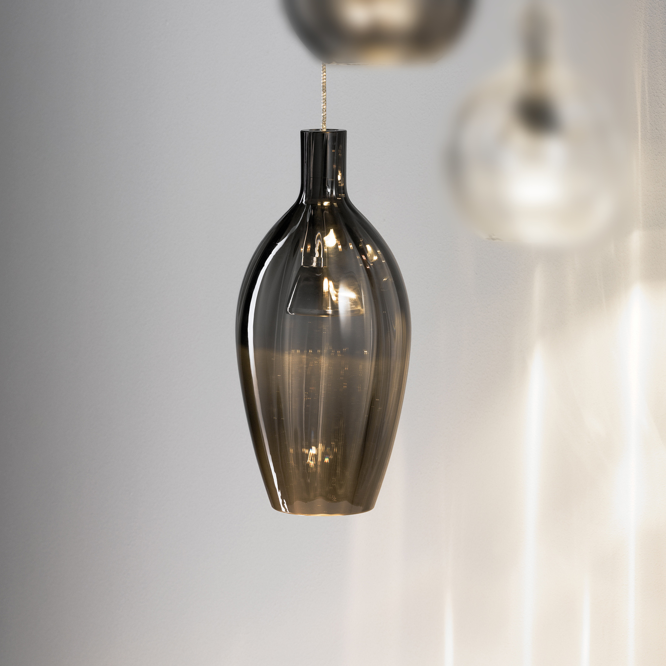 Gloria 'O' Pendant Light in Olivenform