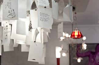 Ingo Maurer lamps