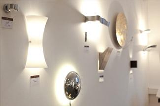 Muranoglas lamps